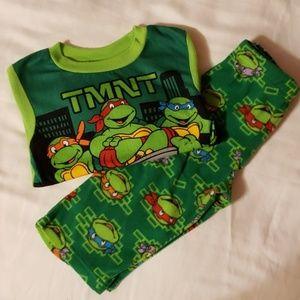 Teenage Mutant Ninja Turtles Pajamas